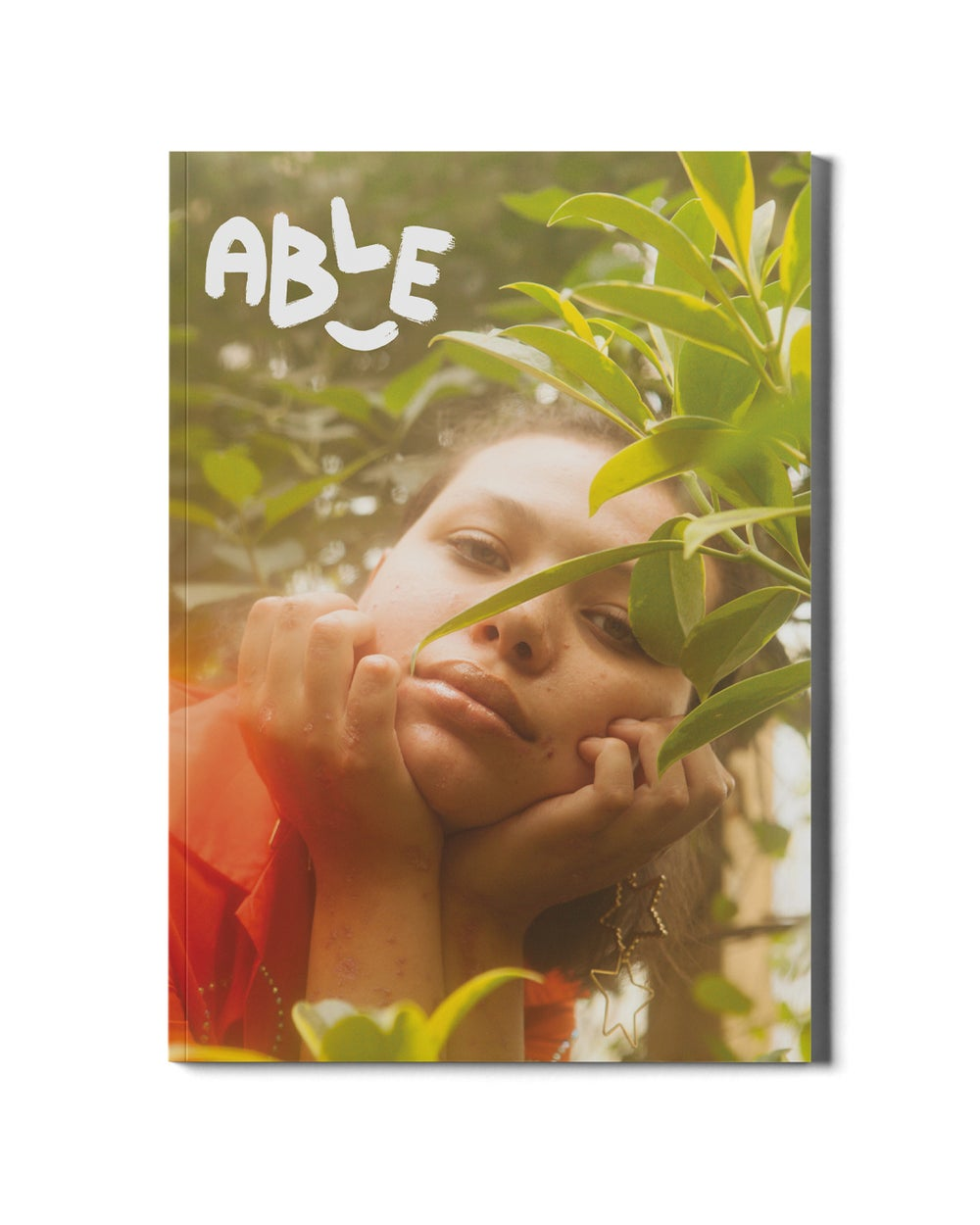 ABLE ISSUE 1 COVER 2