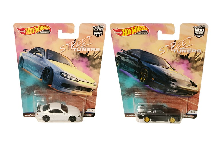 Image of Hot Wheels Street Tuners 1:64