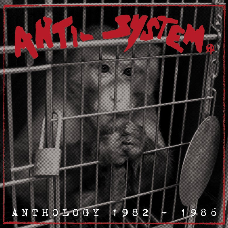 Image of ANTI SYSTEM - ANTHOLOGY 1982-1986 DOUBLE VINYL LP