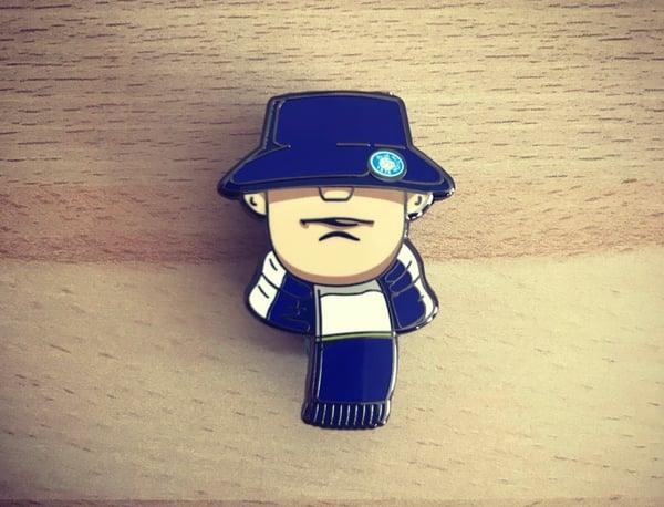 Image of Ebenezer Pin Badge