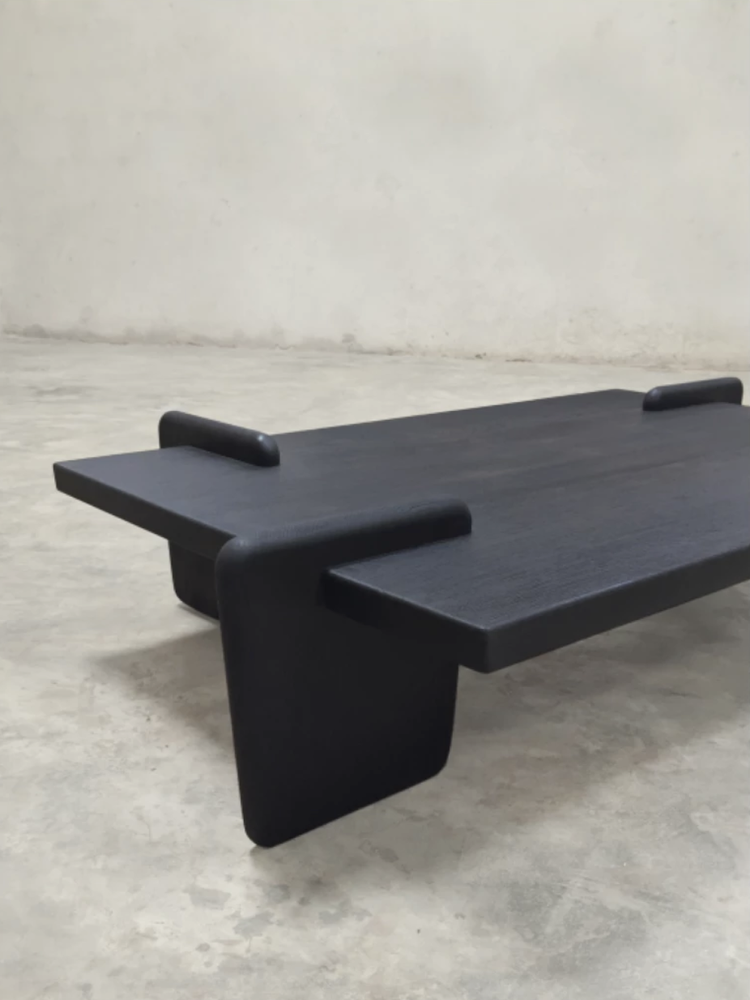 Image of X+L coffee table 01 black
