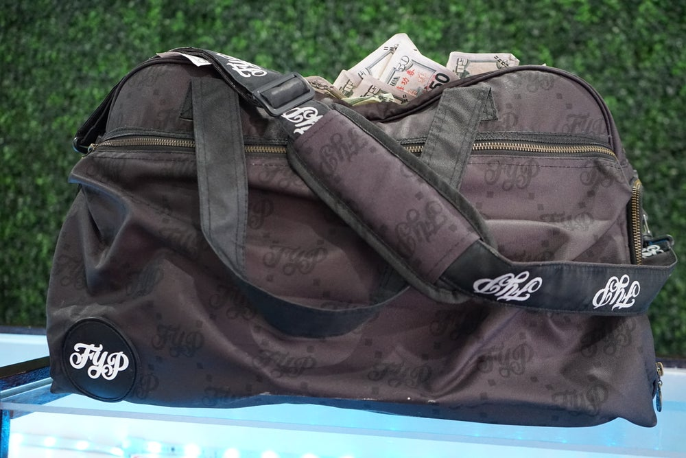 Image of FYP duffle bag