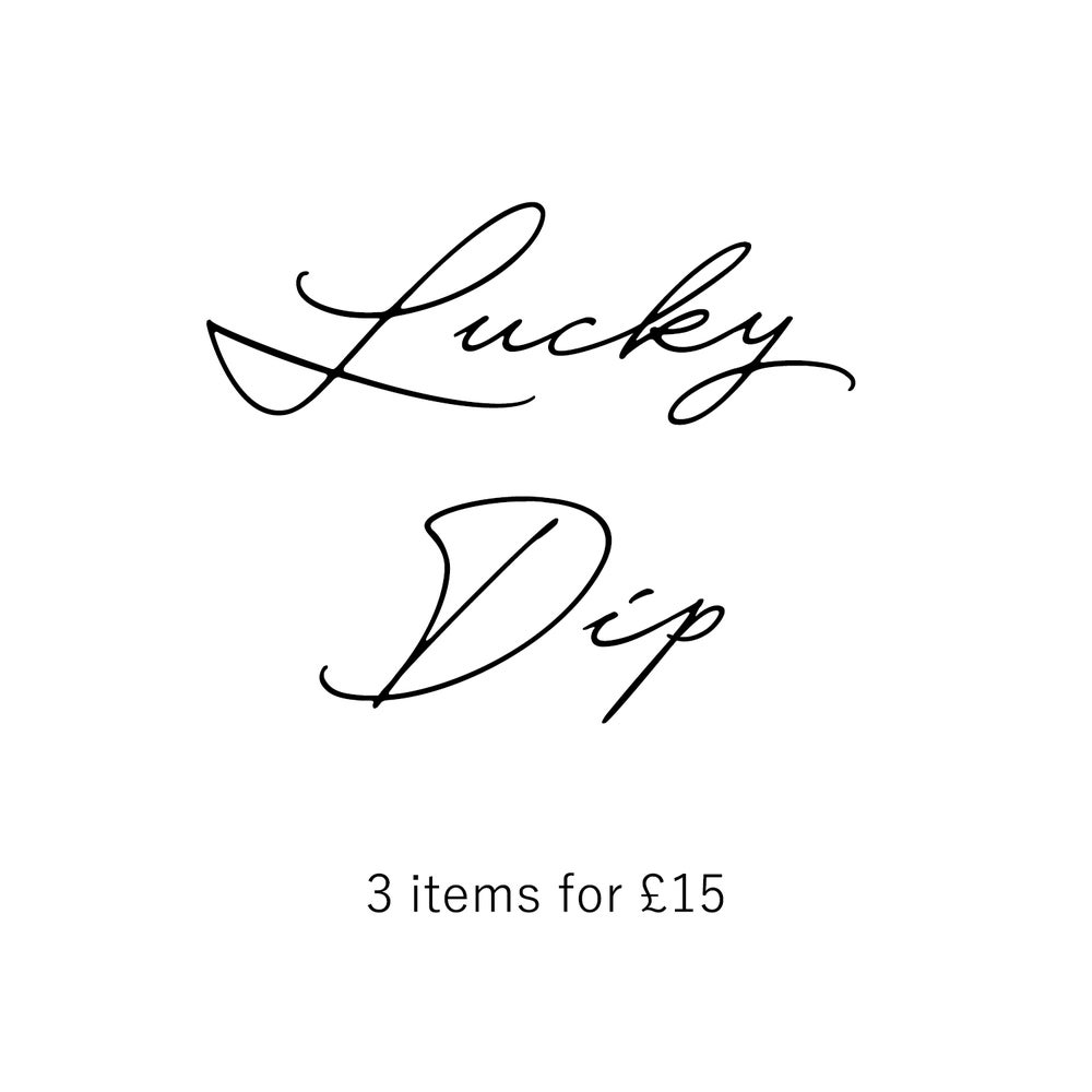 Image of LUCKY DIP