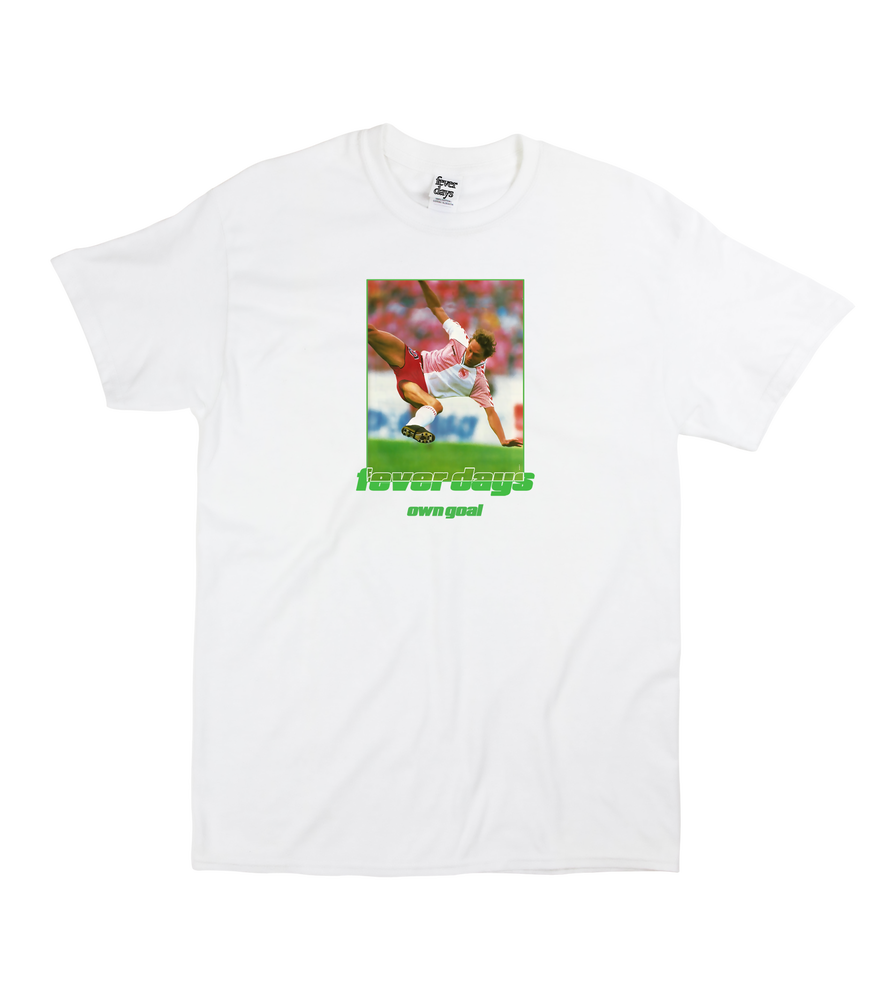 Image of own goal tee