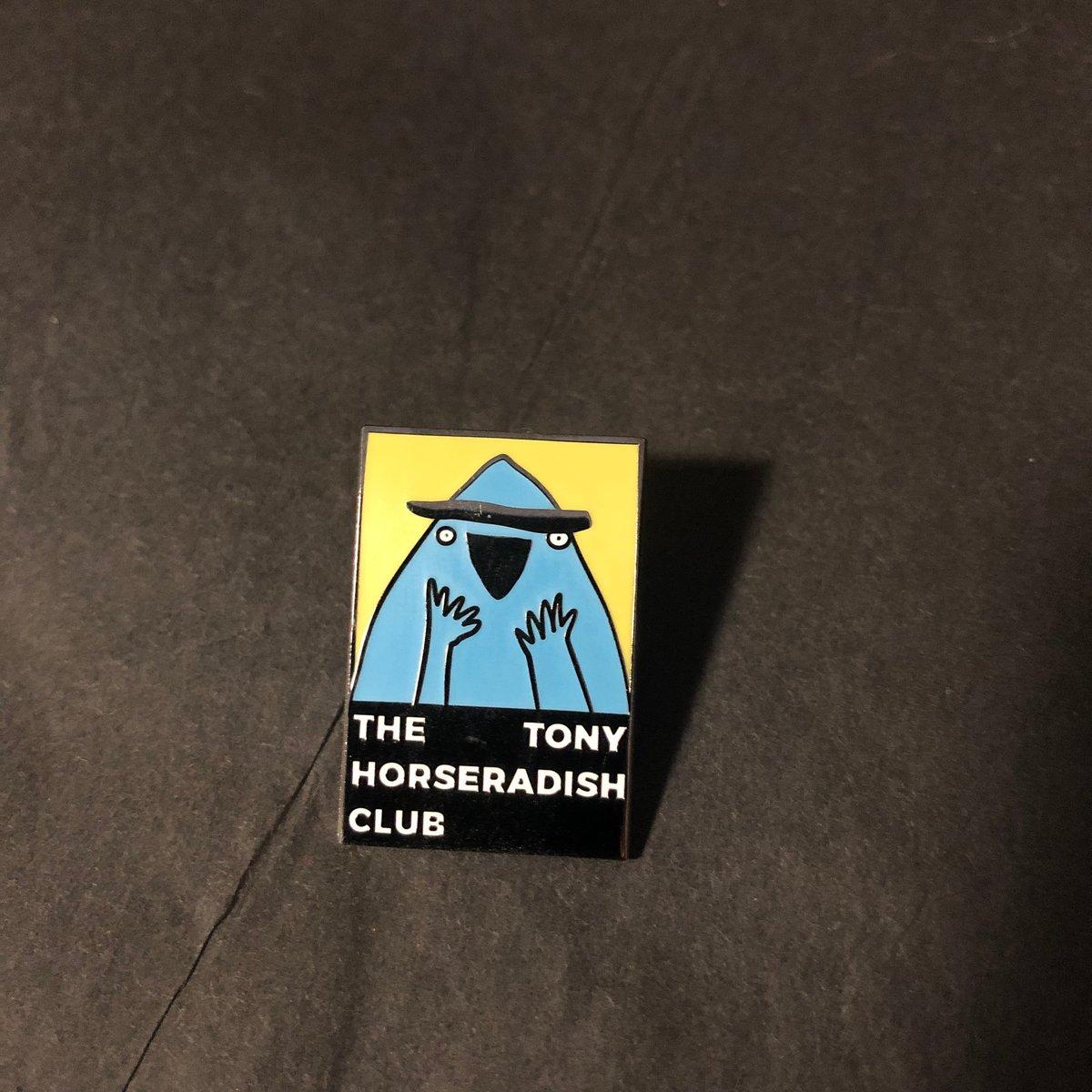 Tony Horseradish Club Membership