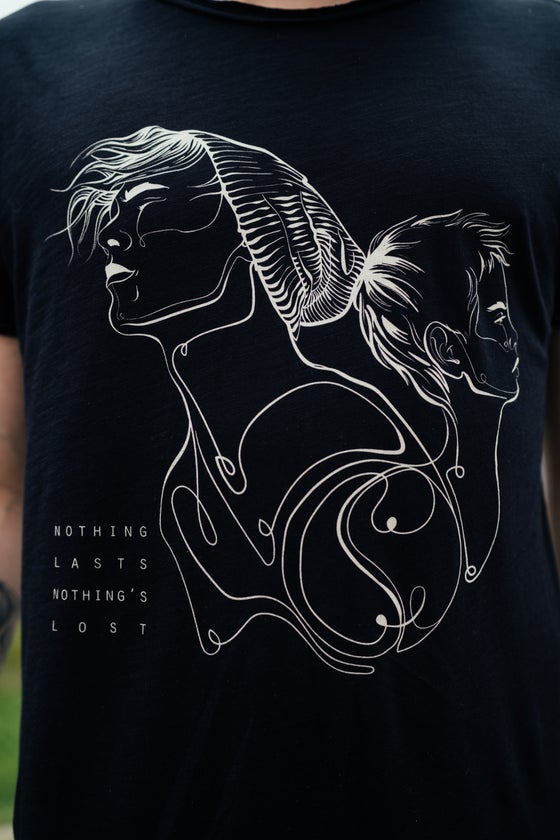 Image of 'Nothing Lasts, Nothing's Lost' T-SHIRT