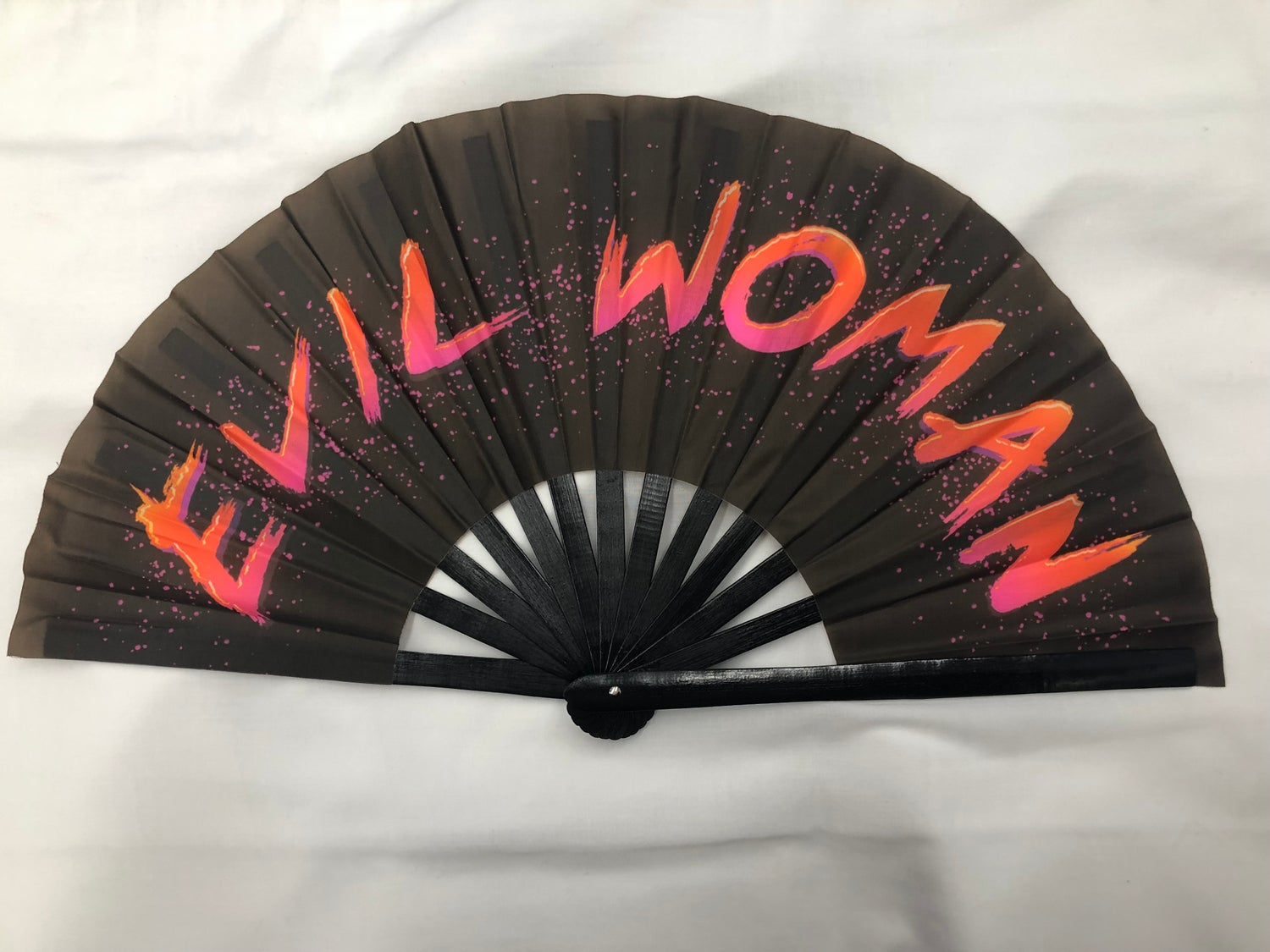 Image of Evil Woman Fan