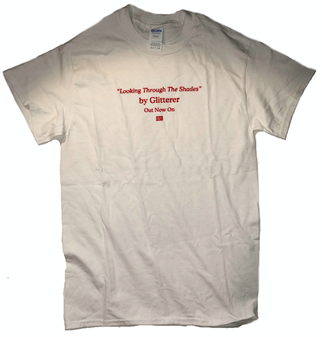 "Image of ""Looking Through The Shades"" Promo Shirt"