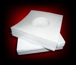 Image of 50 Sous-pochettes papier DELUXE 45 Tours