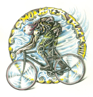 Image of Messenger Poet by Kurt Boone and illustrations by Greg Ugalde