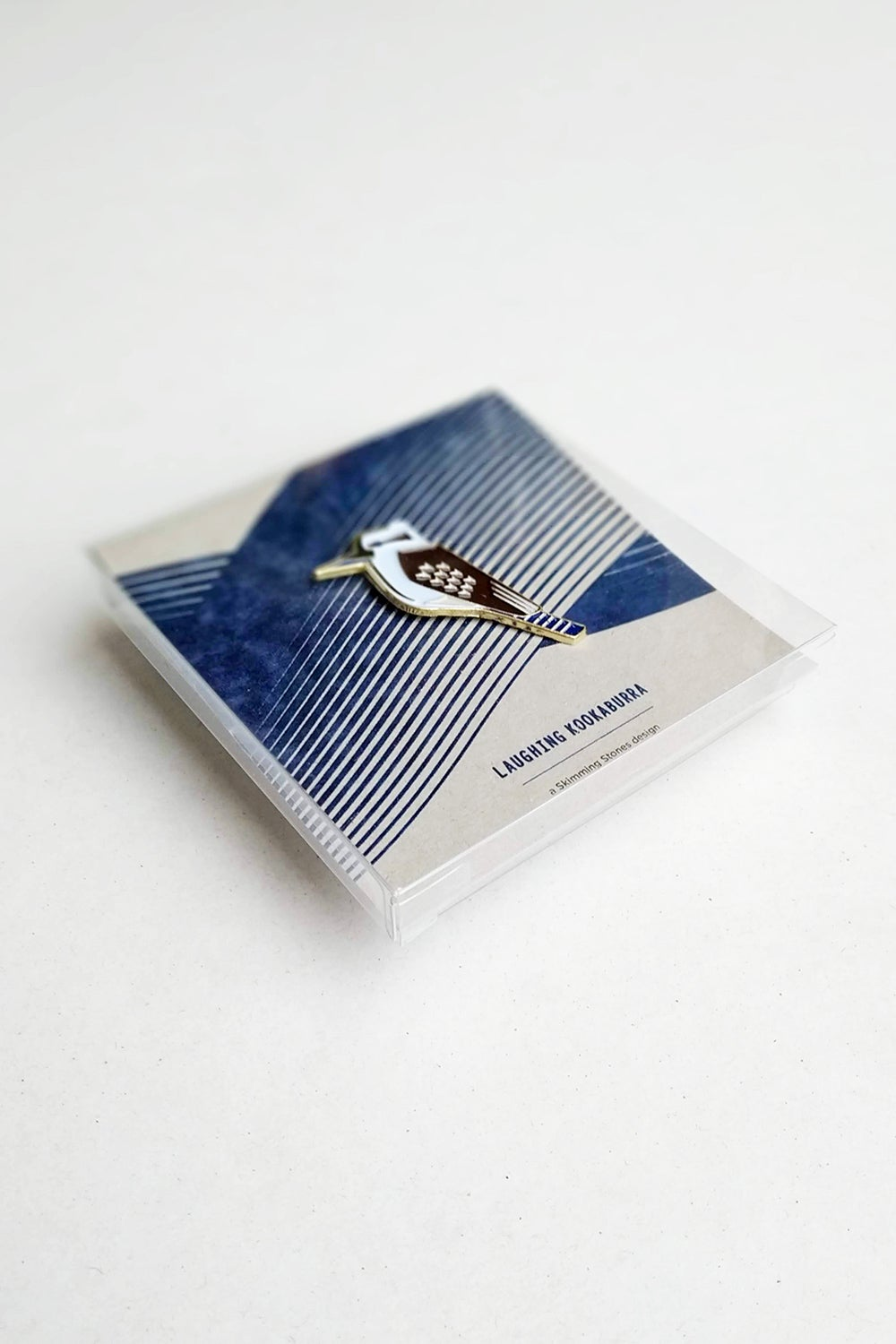 Image of Laughing Kookaburra - Pin