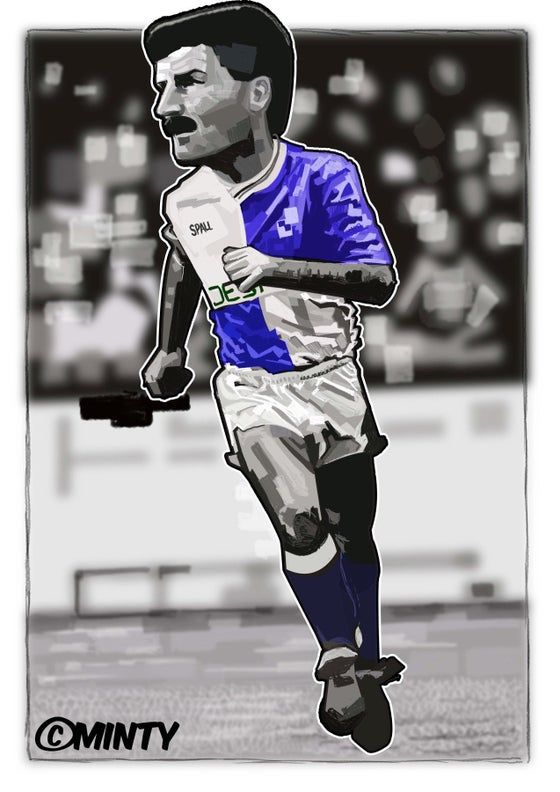 Image of Limited Edition Geoff 20man Signed Print