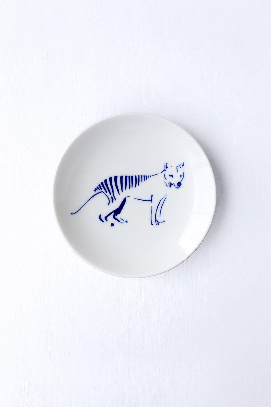 Image of Tasmanian tiger - Mamezara