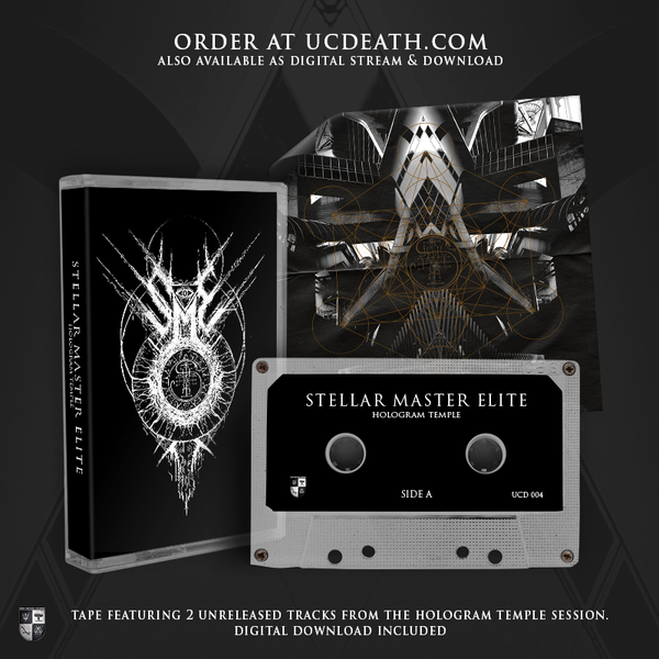 Image of STELLAR MASTER ELITE - HOLOGRAM TEMPLE - CASSETTE