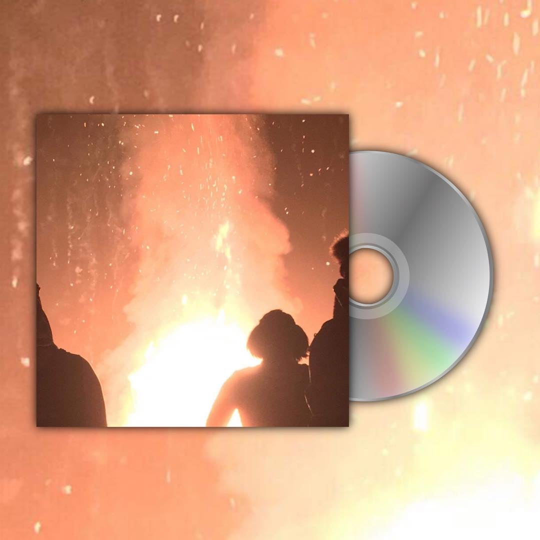 "Image of ""I Lost Myself"" (CD)"
