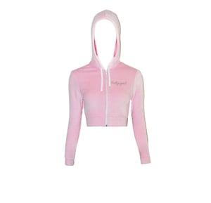 Image of Pink Baby Girl Jacket