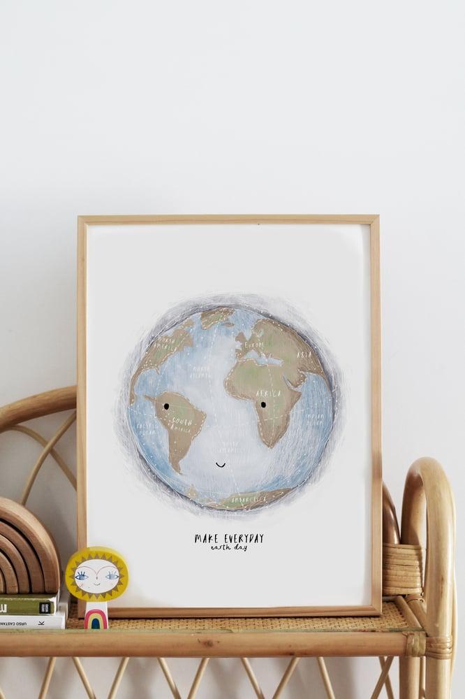 Image of DEAR WORLD ILLUSTRATION