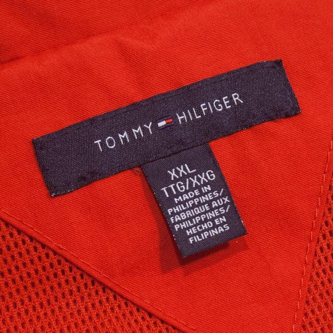 Image of Tommy Hilfiger Hooed Jacket Size XXL