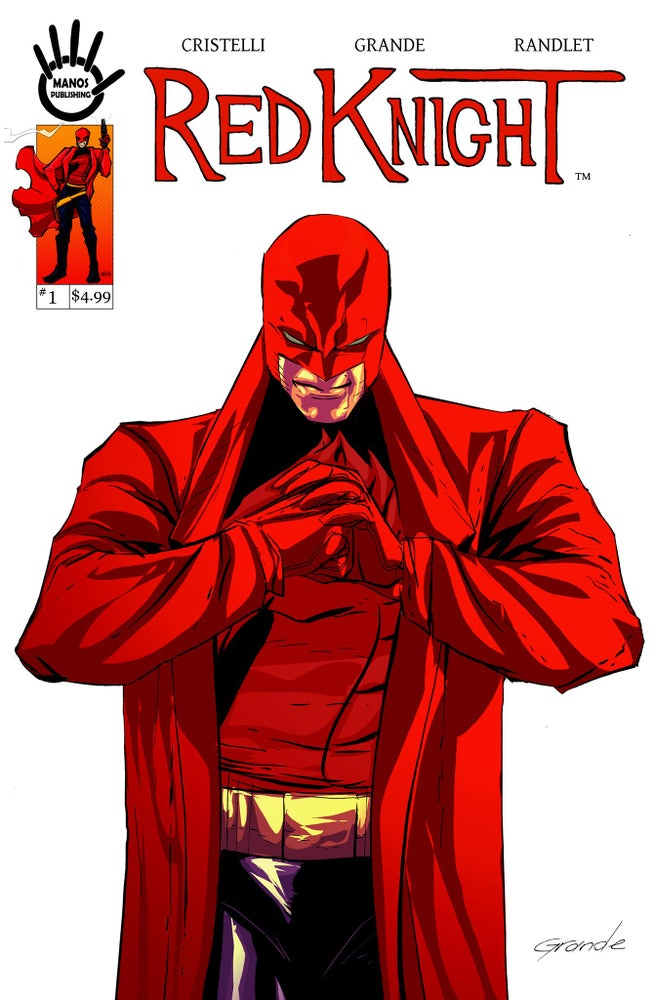 Image of Red Knight #1
