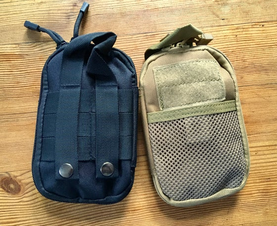 Image of Cordura Tactical Zipper Pouch