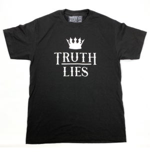 Image of TRUTH OVER LIES - BLACK