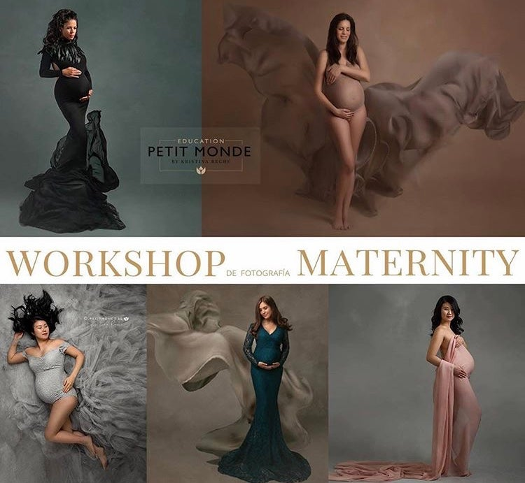 Image of BARCELONA- Maternity Workshop PRÁCTICAS  PRESENCIAL