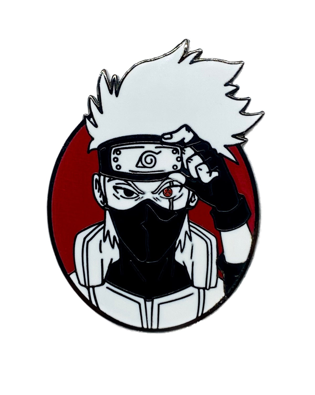 The Copy Ninja Hard Enamel Pin