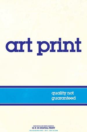 Image of 12 x 18 Generic - Print (2 versions)