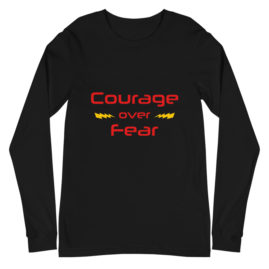 Image of Justice Culture C.O.F Long Sleeve Tee