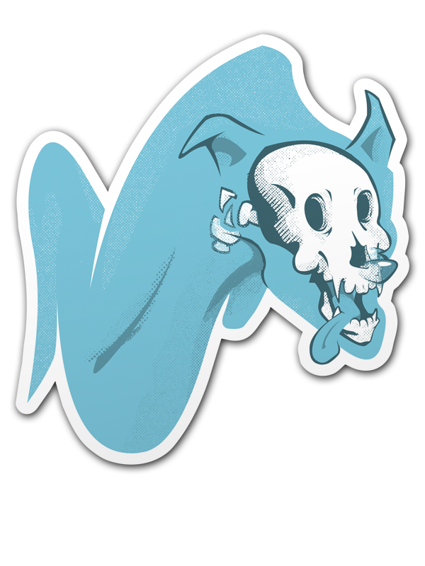 Image of Pale Moon Games Sticker Pack