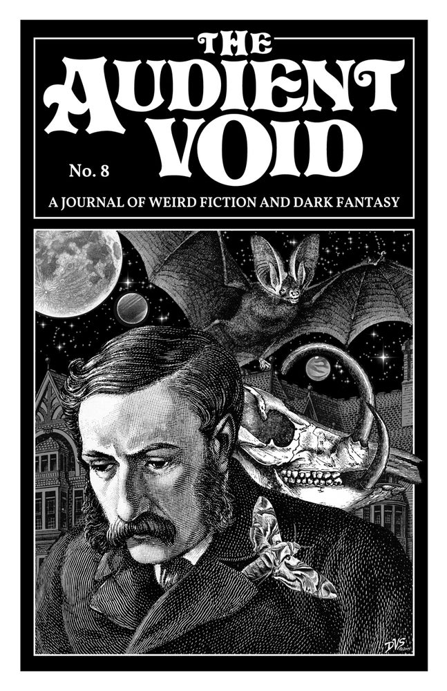 Image of The Audient Void Issue #8