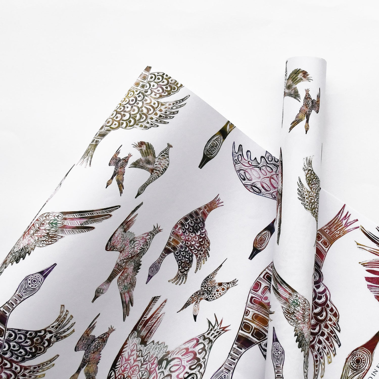 Image of Birds Wrapping Paper