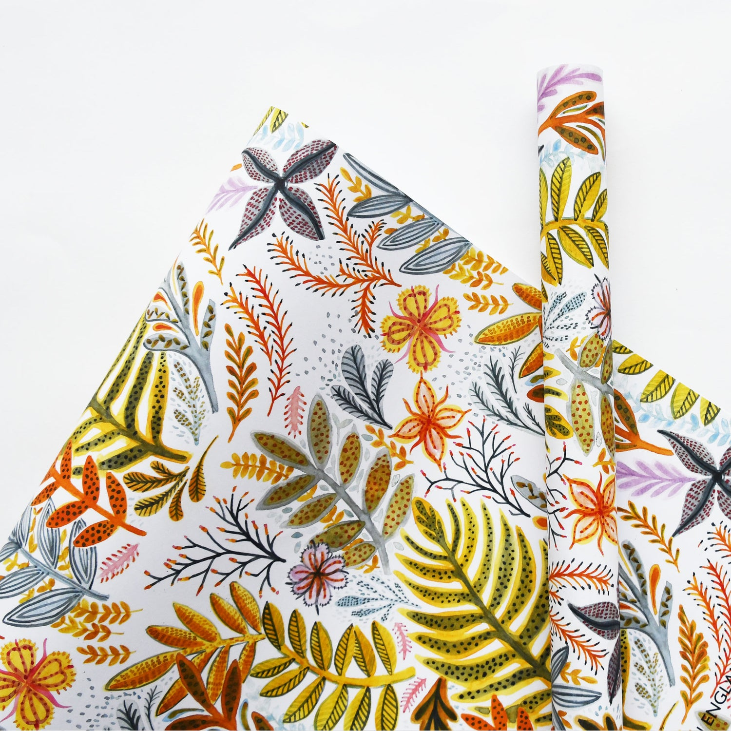 Image of Fern Wrapping Paper