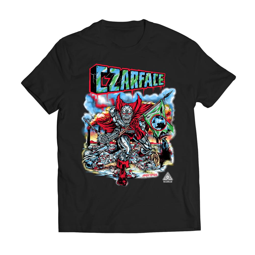 Image of CZARFACE- RECZARCLED INITIATIVE!