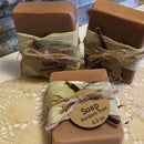 Image of Burdock Herbal Soap -unscented
