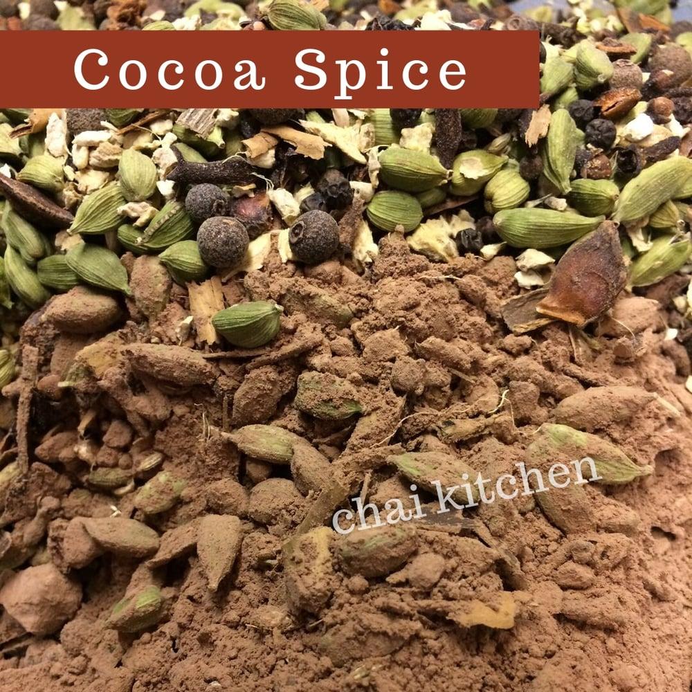 Image of Cocoa Spice Chai Blend