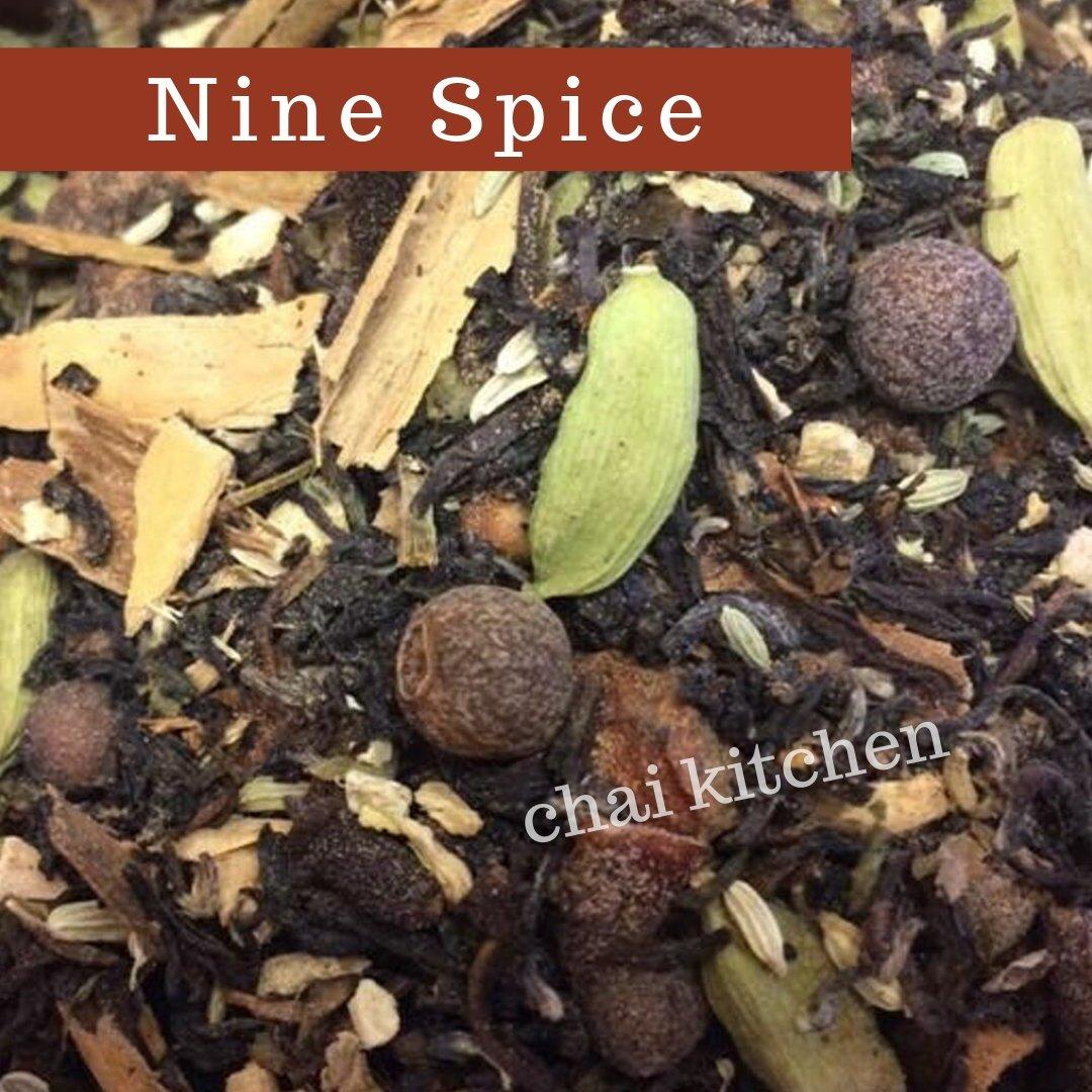 Image of Nine Spice Chai Blend-Black Tea