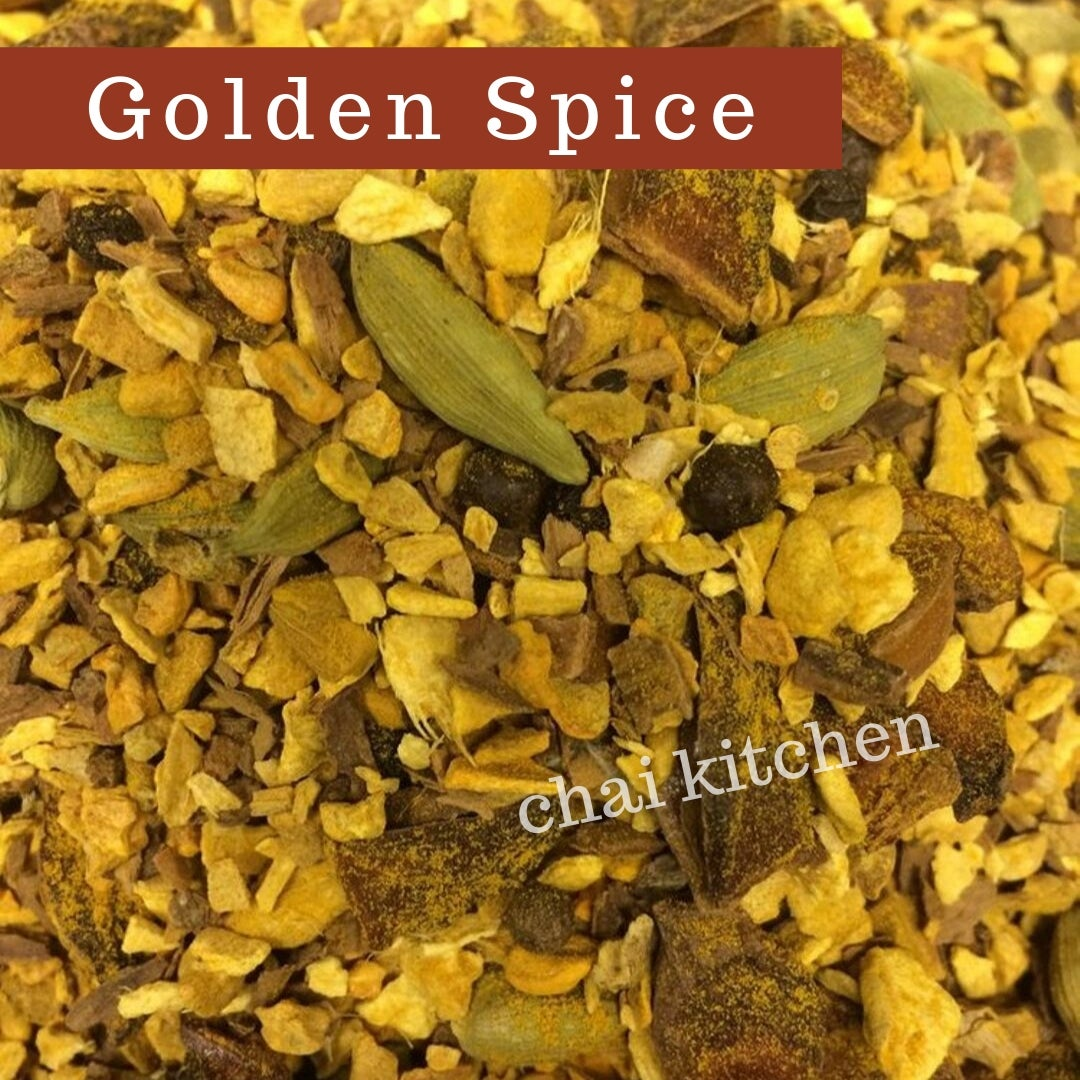Image of Golden Spice Chai Blend