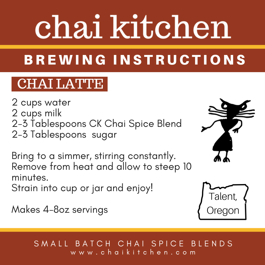 Image of Turmeric Spice Chai Tea Blend