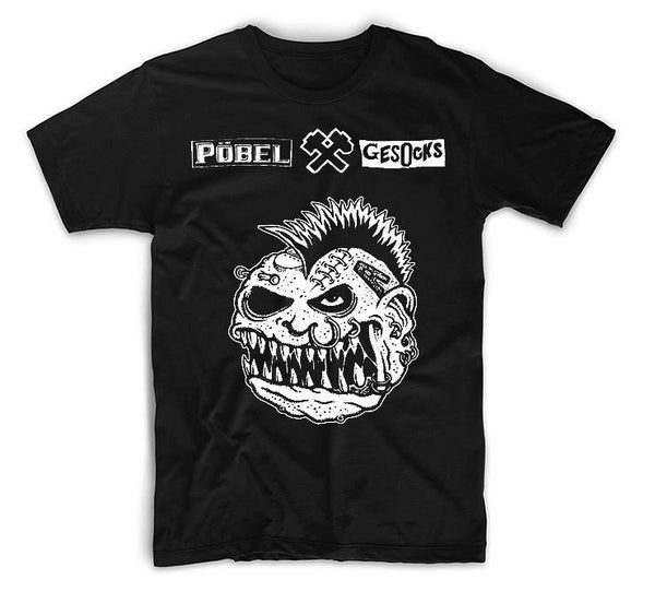 Image of PÖBEL & GESOCKS T-SHIRT