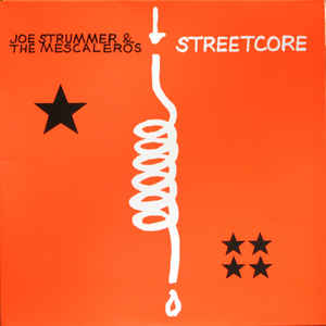 Image of Joe Strummer and the Mescaleros - Streetcore LP