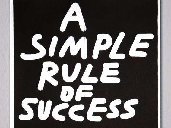 Image of RISOPRINT A Simple Rule Of Success