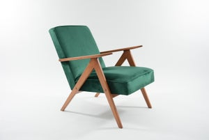 Image of Fauteuils KOMPAS mint chiné