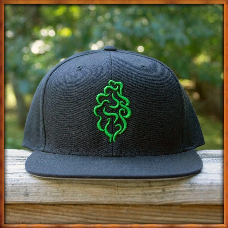 Image of Black Market Tree Logo Snapback