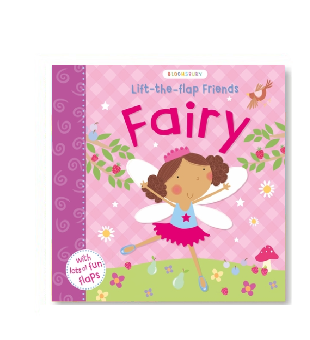 Image of Lift -the-flap Friends Collection - Fairy