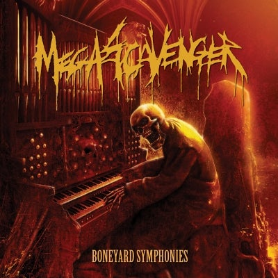 Image of Megascavenger – Boneyard Symphonies CD