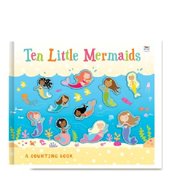 Image of Ten Little Mermaids