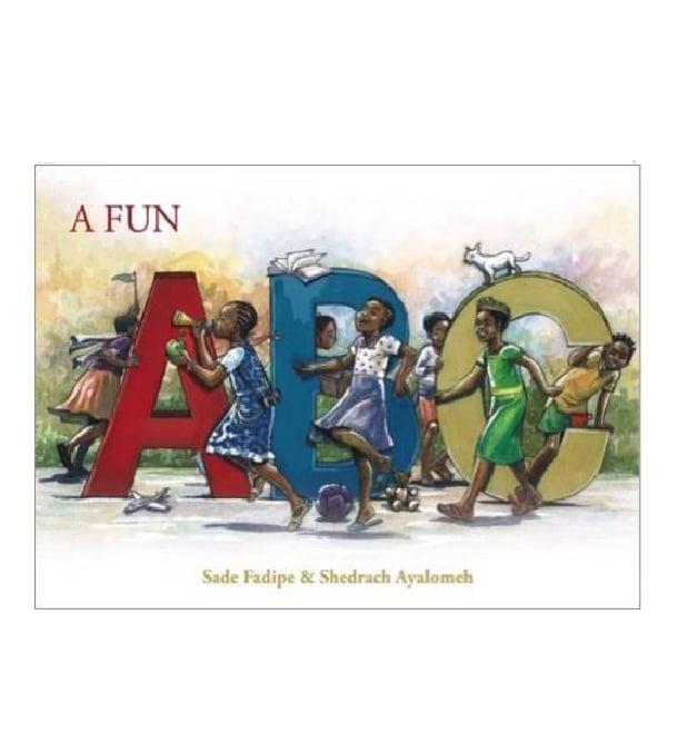 Image of A Fun ABC