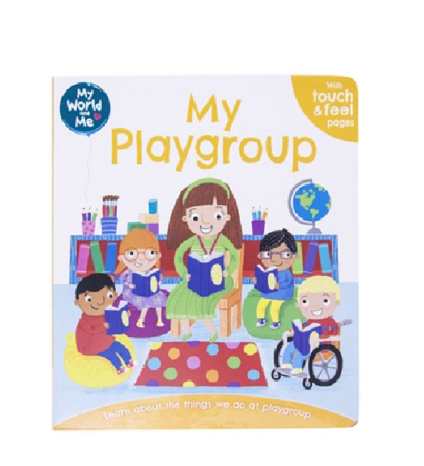Image of My World & Me Collection - My Playgroup
