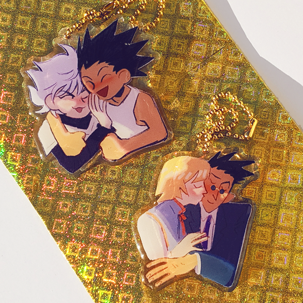 Image of HxH Charms